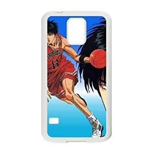 Samsung Galaxy S5 Cell Phone Case White Slam Dunk 06 Atmed