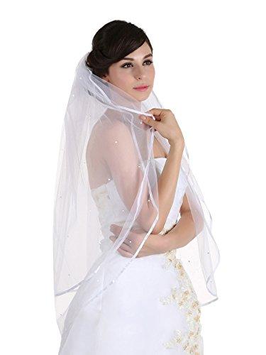 Ribbon Rhinestone Crystal Wedding Fingertip product image