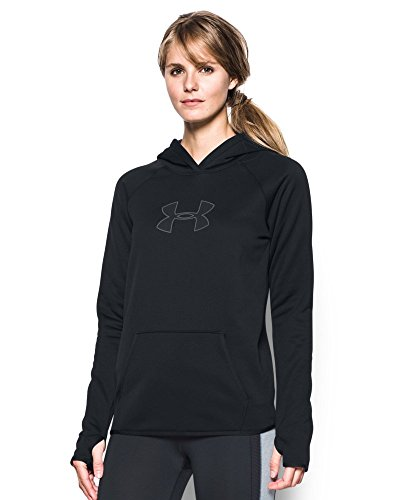 Under Armour Women's UA Storm UA Logo Hoodie Medium Black