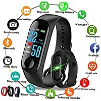 K999 M3 Smart Fitness Band Activity Tracker with Heart Rate Sensor for All Androids/iPhone Device