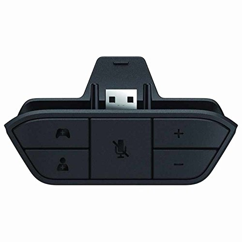 Accreate Best Stereo Headset Adapter Headphone Converter for Xbox One Game Controller ()