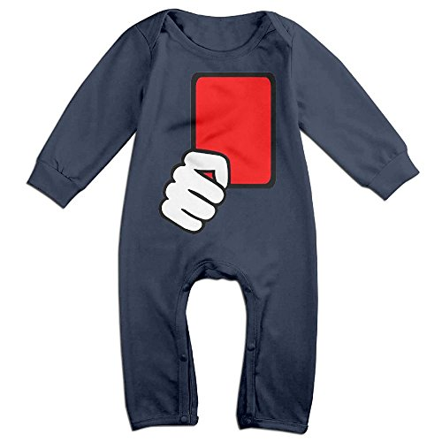 Bottle Costumes Adult Mustard Unisex (Baby Infant Romper Red Card Referee Long Sleeve Bodysuit Outfits Clothes Navy 24)