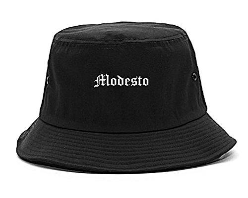 Kings Of NY Modesto City California Bucket Hat -