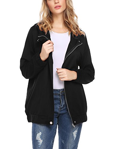 Button Black Jacket - 9