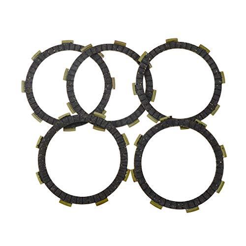 WOOSTAR Clutch Disc Plates Set for 125 150 200cc ATV Dirt Pit Bike: