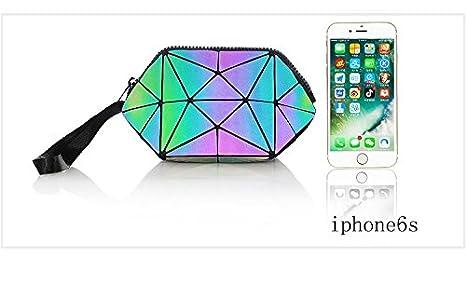 Amazon.com: Neceser geométrica para las mujeres diamante ...