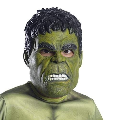 Marvel: Avengers Endgame Child's Hulk 3/4-Mask