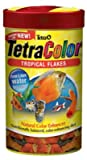Tetra Tetracolor Tropical Flakes .42oz