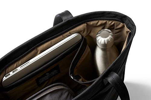 bag tote clothes notes bottle cables tablet water spare Tote Tokyo laptop Bellroy essentials Ash 13