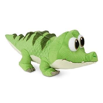 peluche bebe crocodile fee clochette