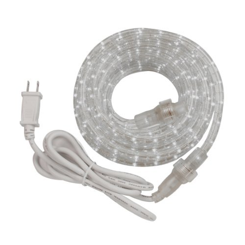 Amerelle rw6bcc 12.6 W Clear 6-Feet bianca Rope Light Kit by amerelle