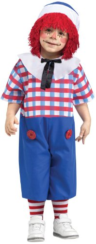 Little Boys' Raggedy Andy