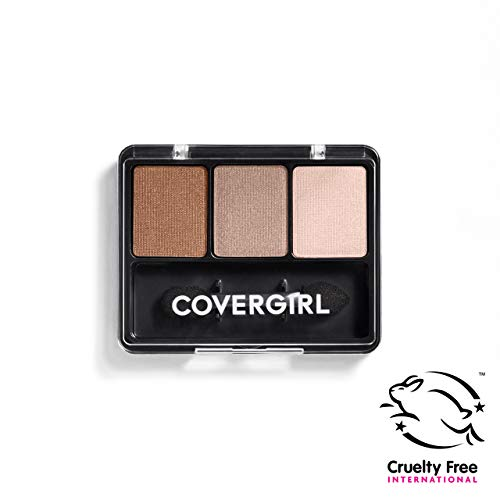 COVERGIRL Eye Enhancers 3-Kit Eye Shadow Shimmering Sands, .14 oz (packaging may vary)