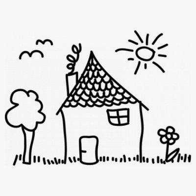 Sudadera con capucha de mujer House And Garden by Shirtcity Blanco
