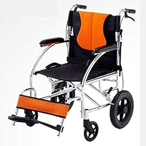 Seniors Silla de Ruedas Aleación de Aluminio Gruesa Scooter ...