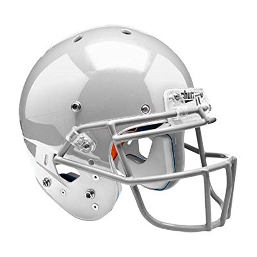 Schutt Sports Youth AiR XP Hybrid Football Helmet without Faceguard, Small, White