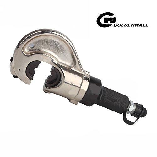 CGOLDENWALL CYO 410H手動電動油圧圧着ペンチ 銅とアルミワイヤー 圧着能力:アルミ端子50-240mm2 銅端子35-300mm2 (CYO-410H) B077HL3G7J CYO-410H