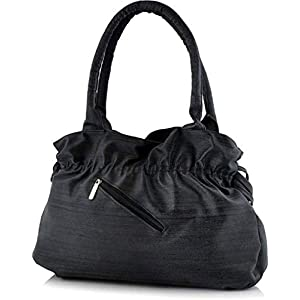 Sleema Fashion Women's Handbag (Sleema Fashion skn12_Black)