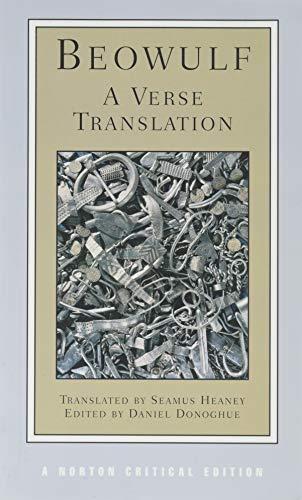 Beowulf A Verse Translation (Paperback, 2001)