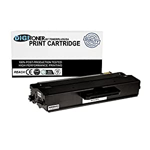 DigiToner by TonerPlusUSA New Compatible Replacement Samsung MLT-D115L Laser Toner Cartridge for SL-M2820DW SL-M2870FW Printers (Black, 1 Pack)