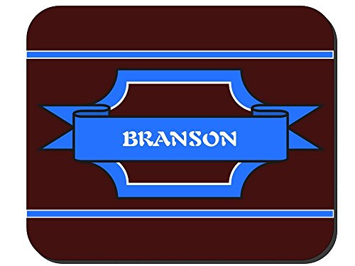 Branson - Boy Name Mouse Pad - Branson For Kids