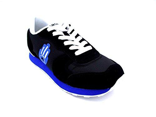 Uomo 43 Colore Nero Ibiza Sneaker Modello KAMSA Scarpe Original SNEAKER'S A2 q64v5TU
