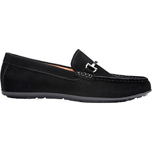 Suede 556 Noir Mercer Mason Mens Shoes Vionic 7IqZwOW