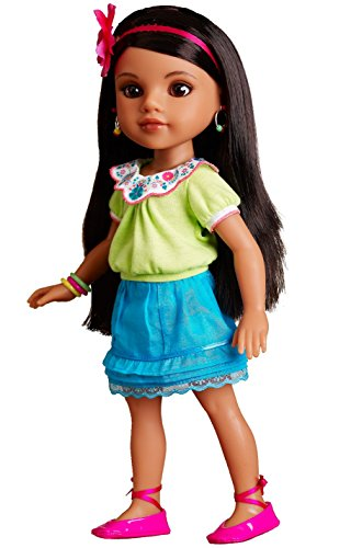 Hearts for Hearts Girls Consuelo from Mexico Doll ()
