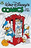 Walt Disney's Comics And Stories #589- 02/-94 (Gladstone) - Donald Duck in