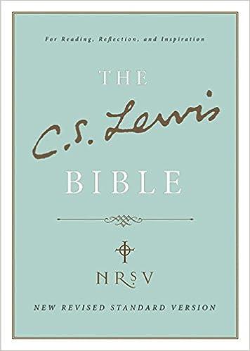 C.S. Lewis Bible