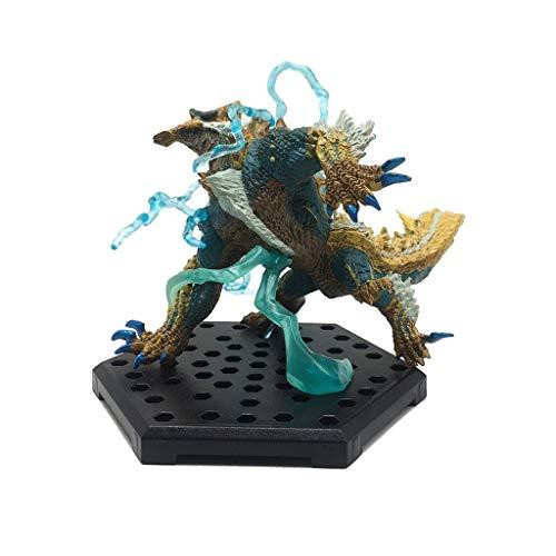 Yanshangqi Monster Hunter Mundial Figura de PVC Zinogre