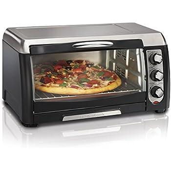 Amazon Com Hamilton Beach 31331 Convection Toaster Oven