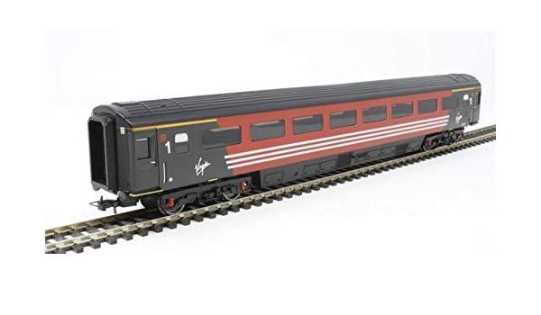 Hornby Virgin Mk3 First Class Open R4857A 11074 OO Gauge FO