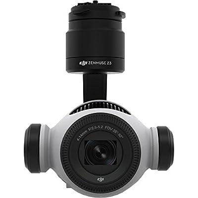 DJI Zenmuse Z3 4K Gimbal Camera with 7X Zoom Starters Bundle
