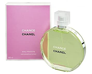 C H A N E L CHANCE EAU FRAICHE 3.4 oz ( 100 ml ) Eau De Toilette Women NIB  SEALED 28ab265e95
