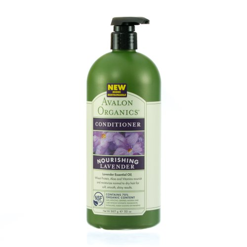Avalon Organics Nourishing Conditioner Lavender - 32 Fl Oz