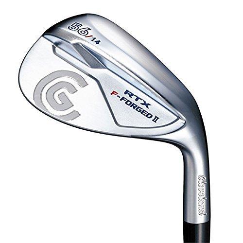 Cleveland GOLF(クリーブランドゴルフ) サンドウェッジ RTX F-FORGED II ウエッジ N.S.PRO 950GH シャフト 56-14 スチール メンズ 右 ロフト角:56度 フレックス:S