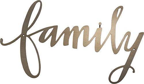 Primitives by Kathy Family Cutout Metal - Metal Cutout