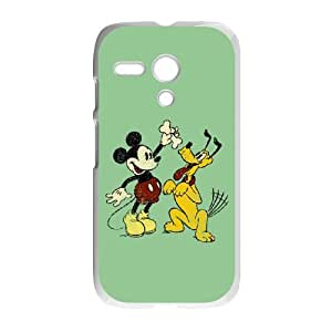 Motorola Moto G Mickey Mouse Minnie Mouse pattern design Phone Case HM11M86852
