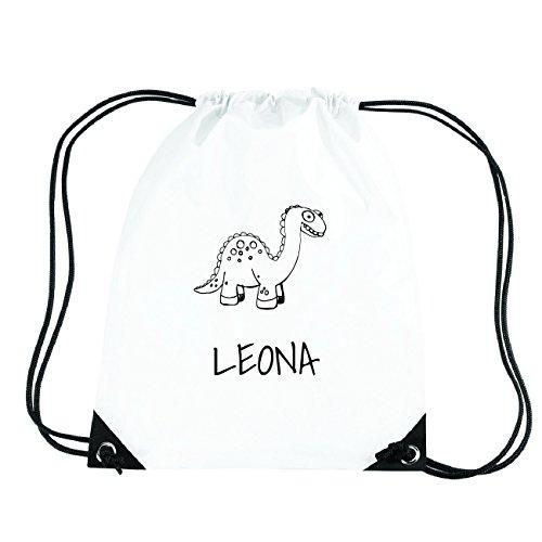 JOllipets LEONA Turnbeutel Sport Tasche PGYM5609 Design: Dinosaurier Dino