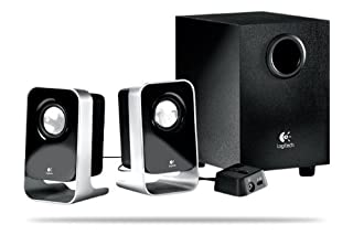 Logitech - LS21 2.1 Stereo Speaker System (B0015C30J0)   Amazon price tracker / tracking, Amazon price history charts, Amazon price watches, Amazon price drop alerts