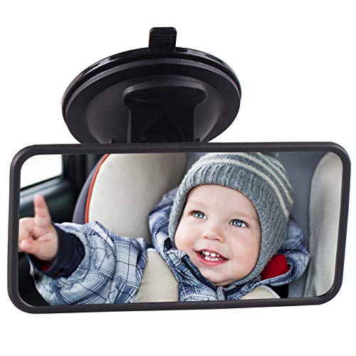 Mirror Mirrors Carseat Backseat Rearview