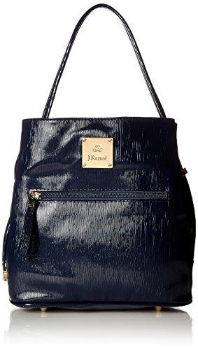 J.Renee Braidy Handbag, Navy by J.Renee