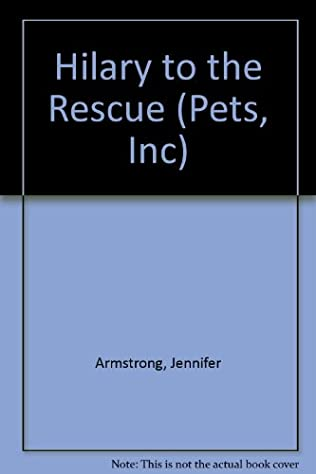 book cover of Hilary to the Rescue