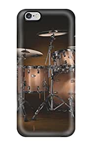 New Premium AnnDavidson Drums Skin Case Cover Excellent Fitted For Iphone 6 Plus