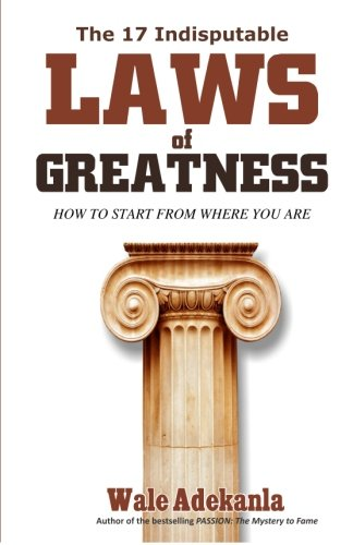 Download The 17 Indisputable Laws of Greatness: How to Lead From Where You Are pdf