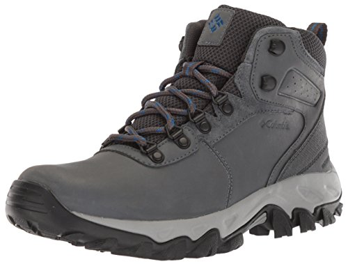 Columbia Mens Newton Ridge Plus II Waterproof Hiking Boot from Columbia