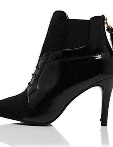 Cn39 Chaussures Avec Ultra Mariée Nuit Xzz haute Étanche Sexy le Black Mariage De Boîte Nouveau Eu39 Uk6 us8 Fine BxwwIU7q