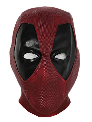 xcoser DP Wade Mask Deluxe Latex Cosplay Full