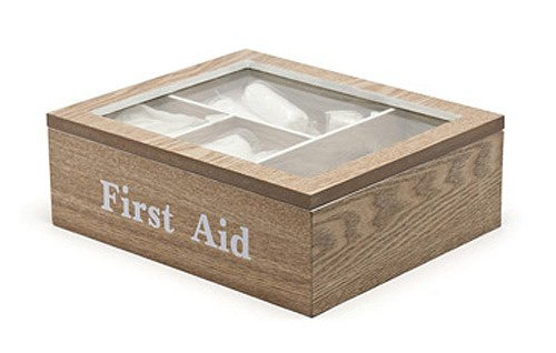 First Aid Storage Box